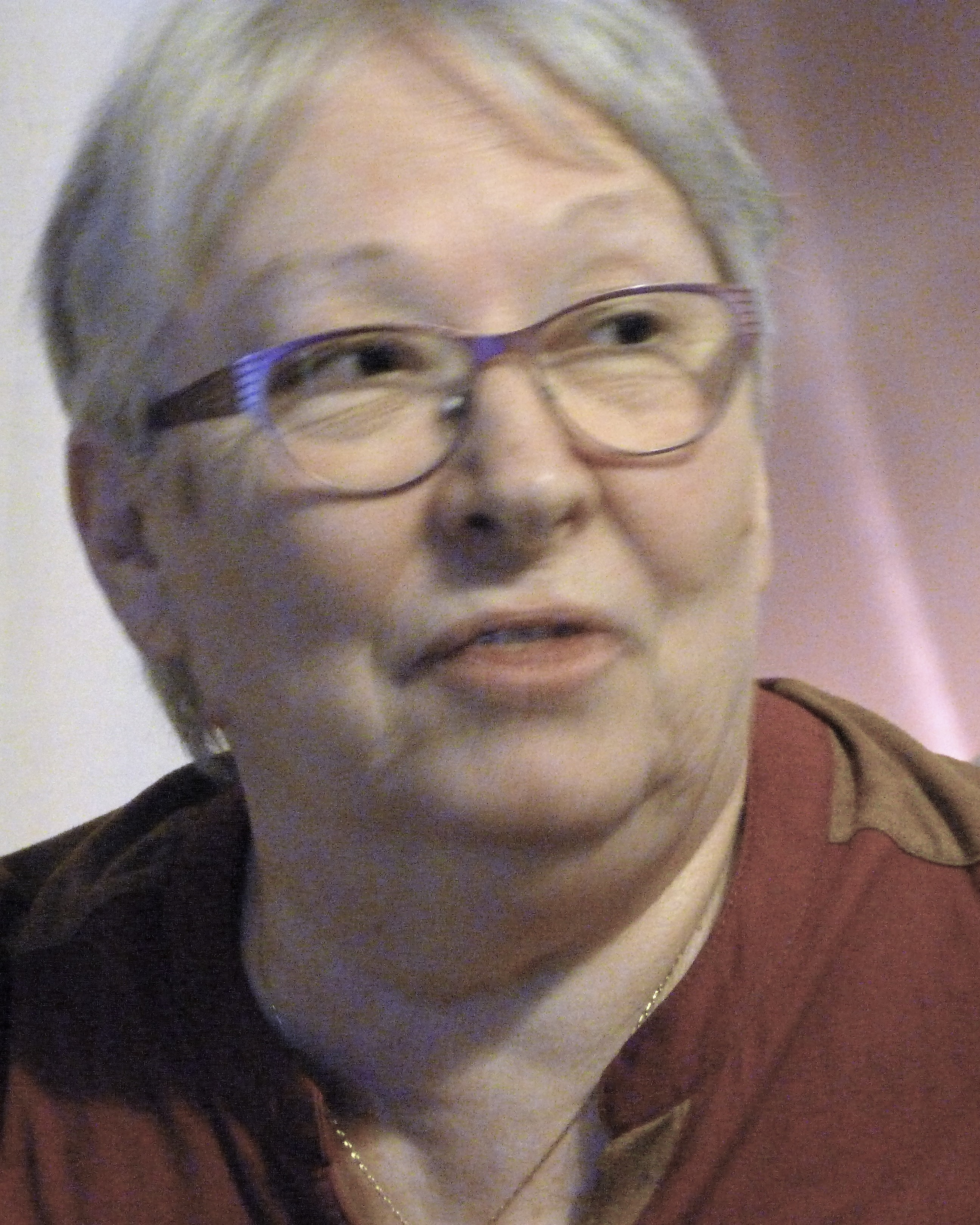 MARTINE ROMBEAU