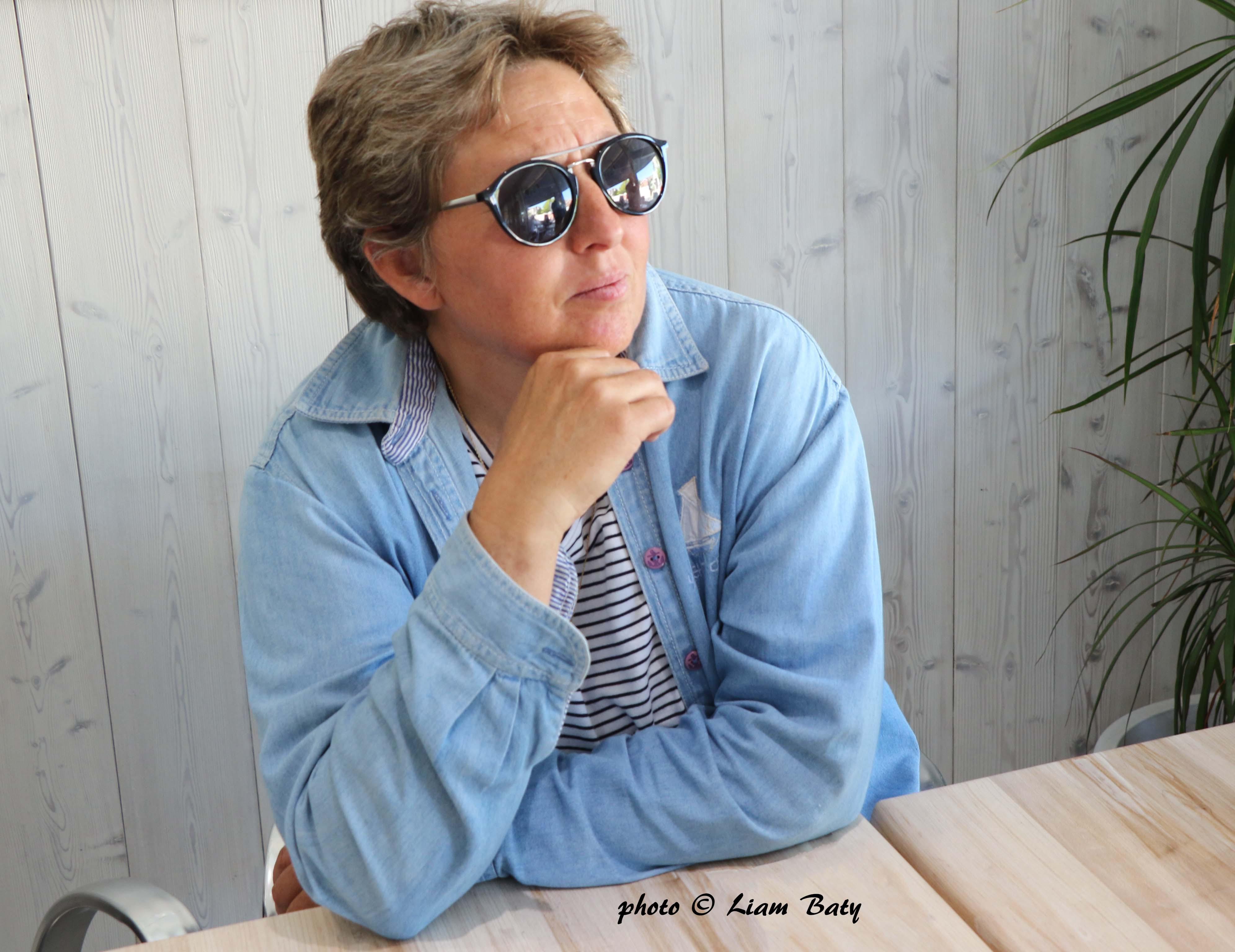 Céline Pilati alias La Marmotte Bleue