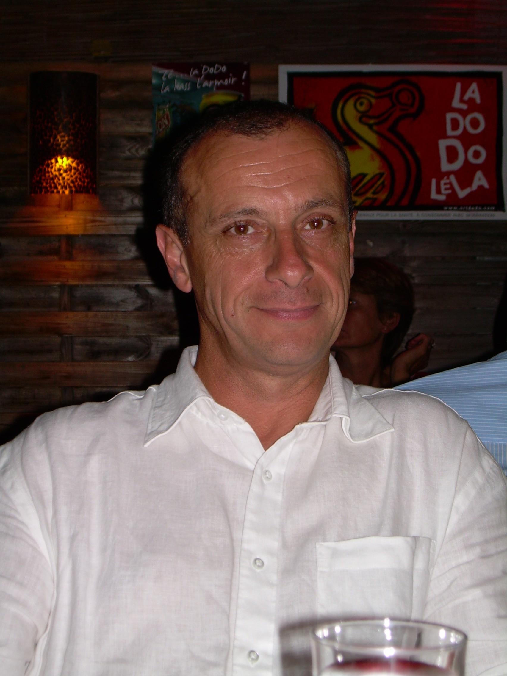 Jacques La Mer