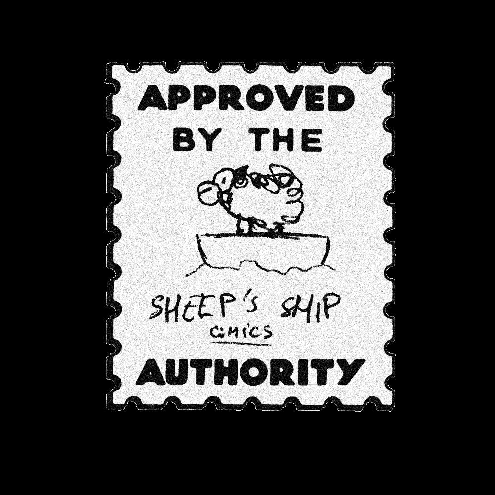 Sheep's Ship Comics