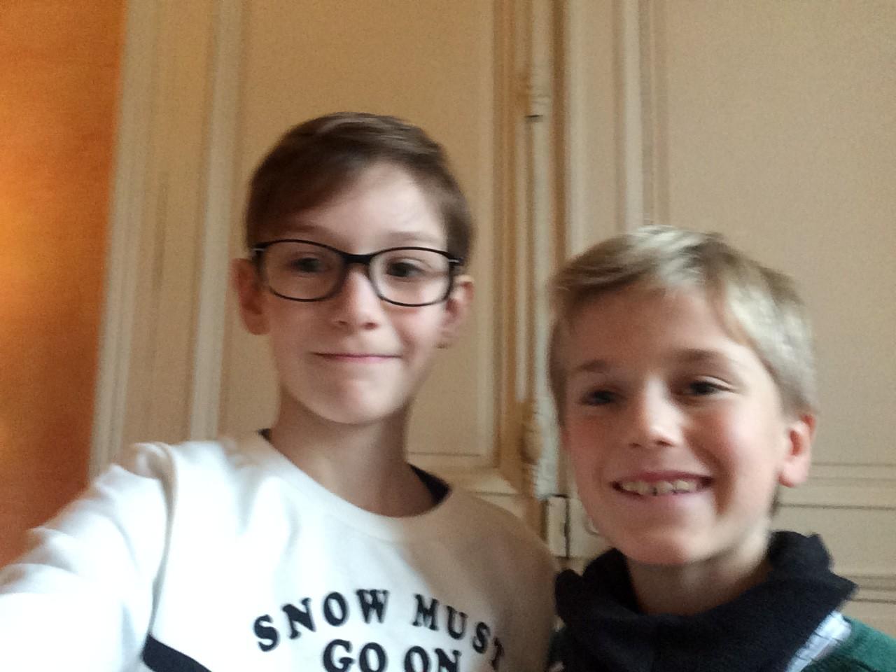 Gaspard et Arthur