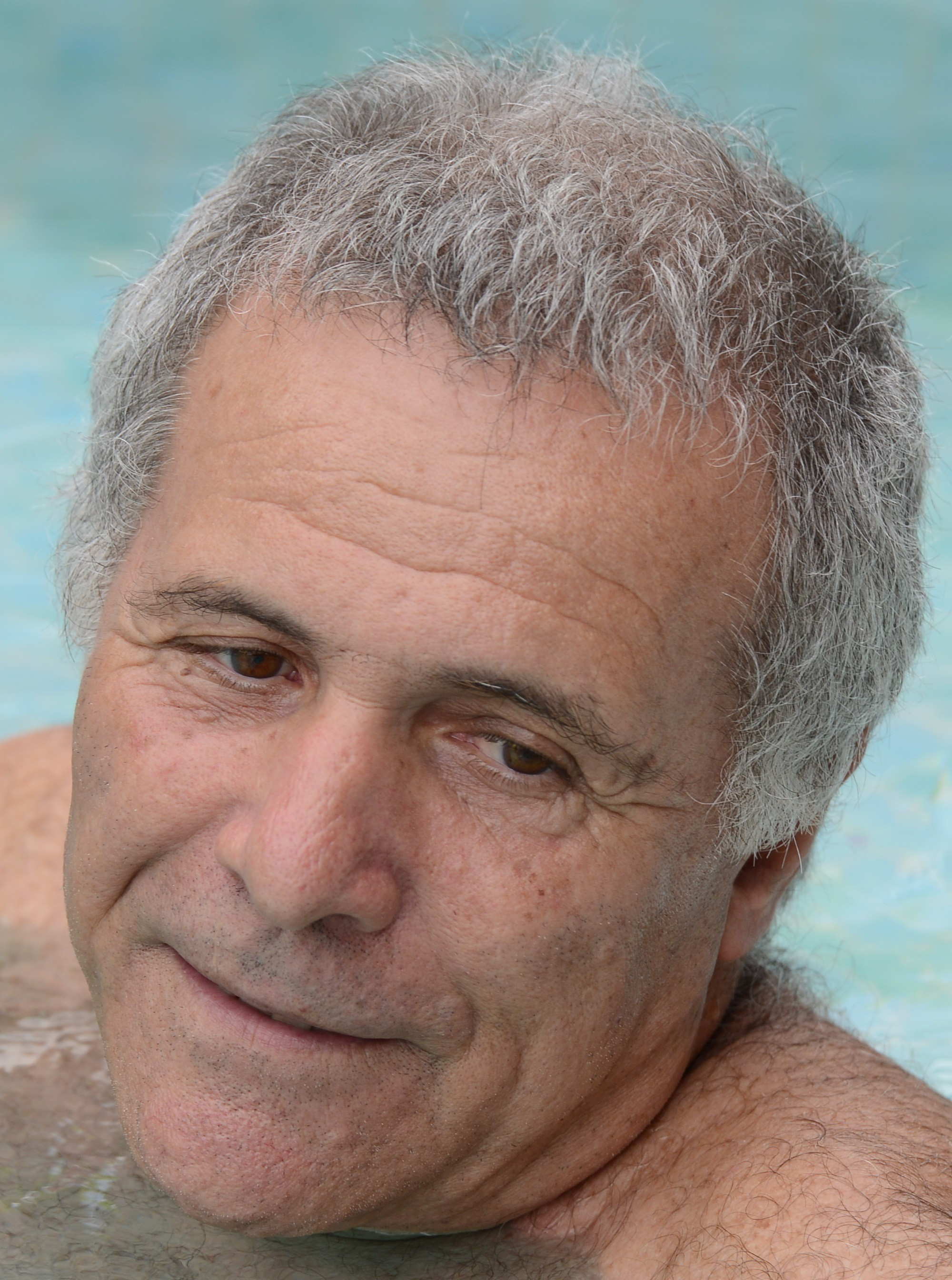Alain Curti pseudo Aranua
