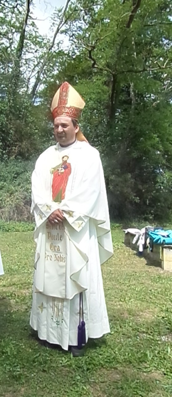 Mgr Raphaël Christophe Lambillotte