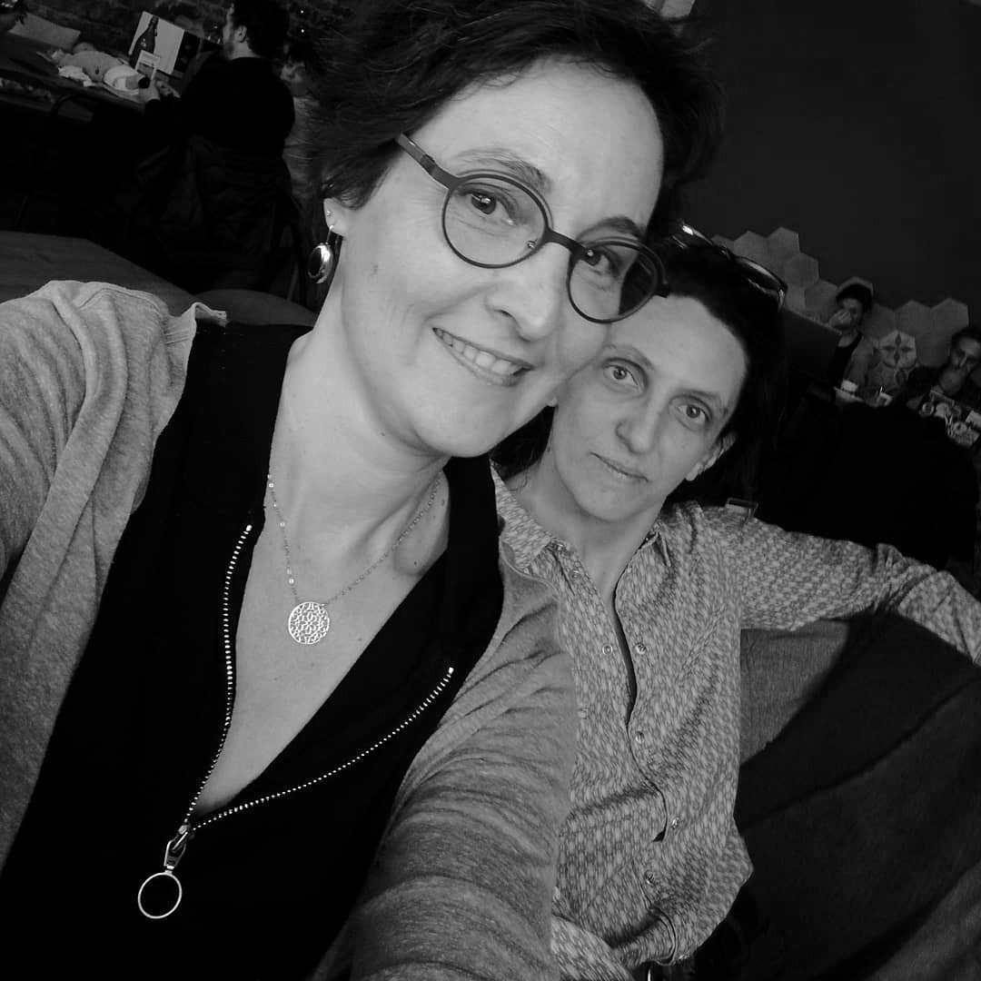 Anne-Lise Bouchut et Mylène Grenier