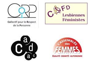 CoRP, Cqfd Lesbiennes féministes,...