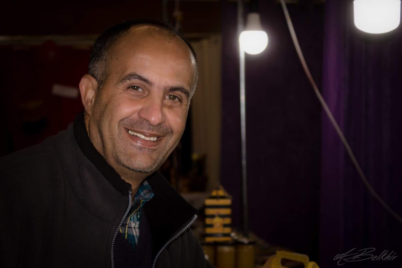 Faouzi DJOUDI