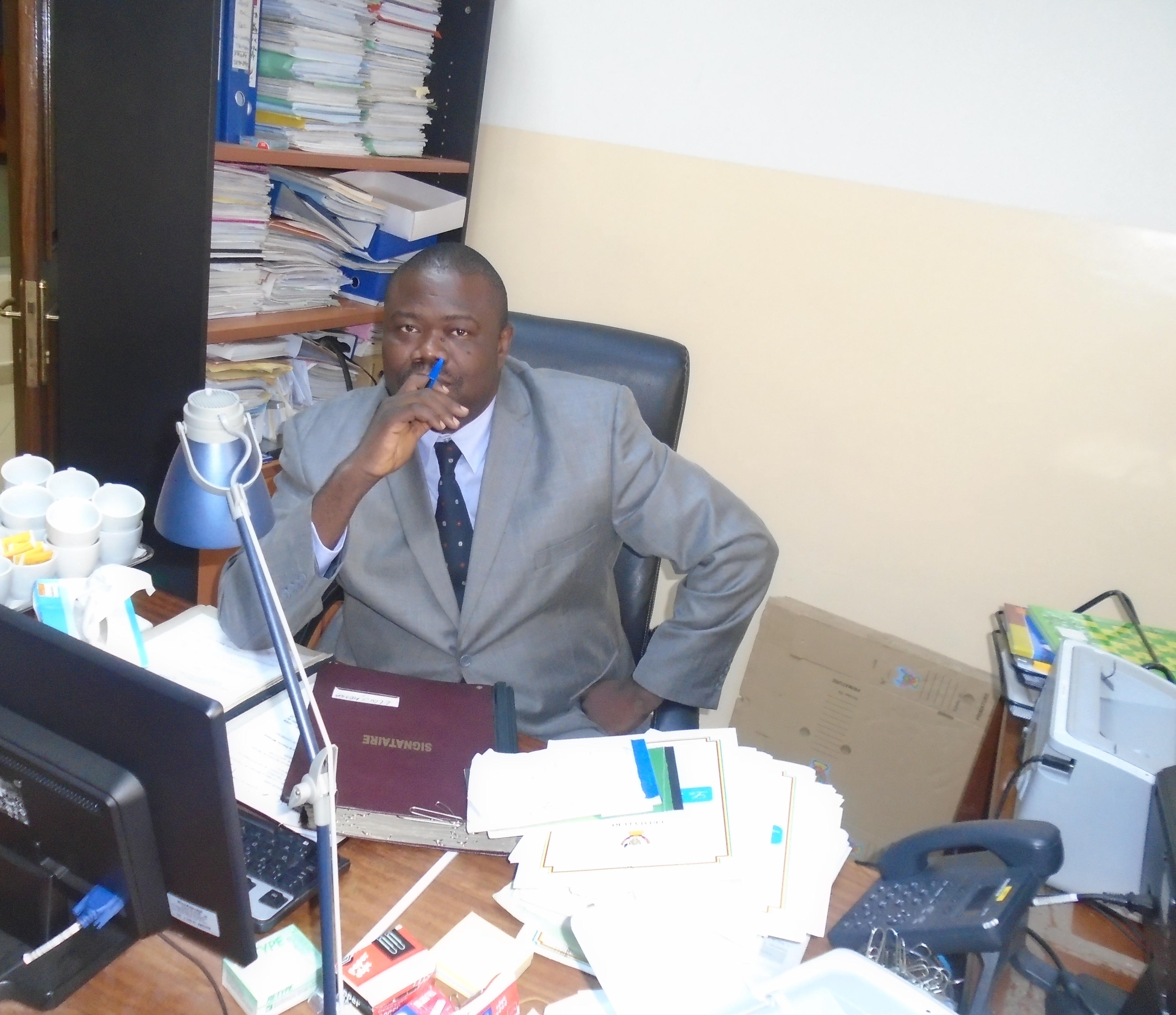 Laurent Thumba wa Thumba