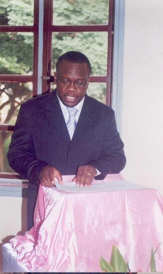 Rév Jean Patrick Nkolo Fanga
