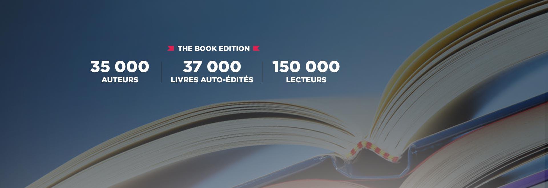 Créer un livre gratuitement avec TheBookEdition