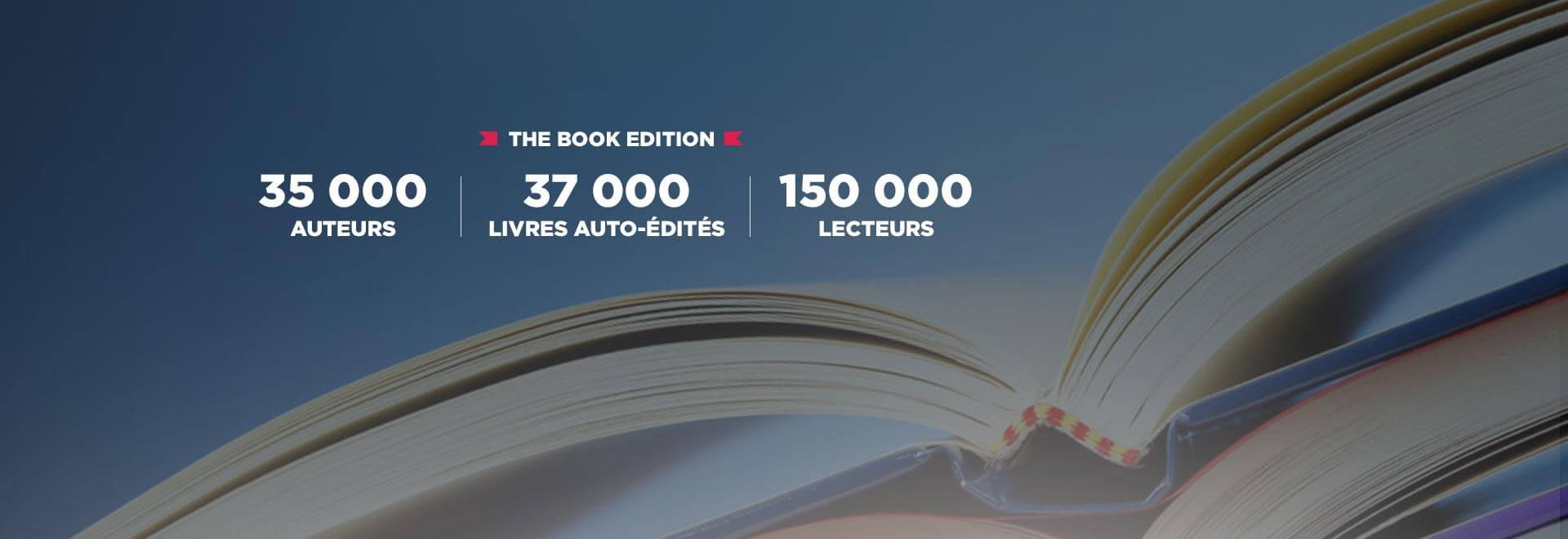 Creer un livre gratuitement avec TheBookEdition