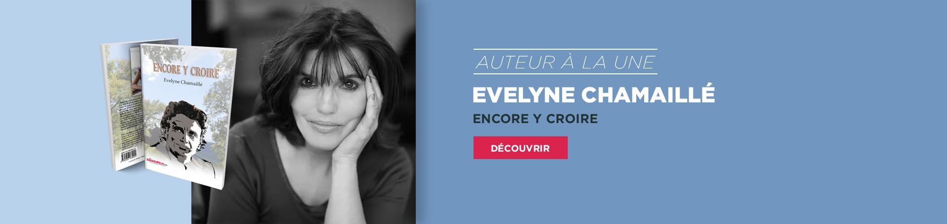 Auteur à la une - Evelyne Chamaillé
